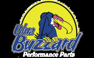 Blue Buzzard